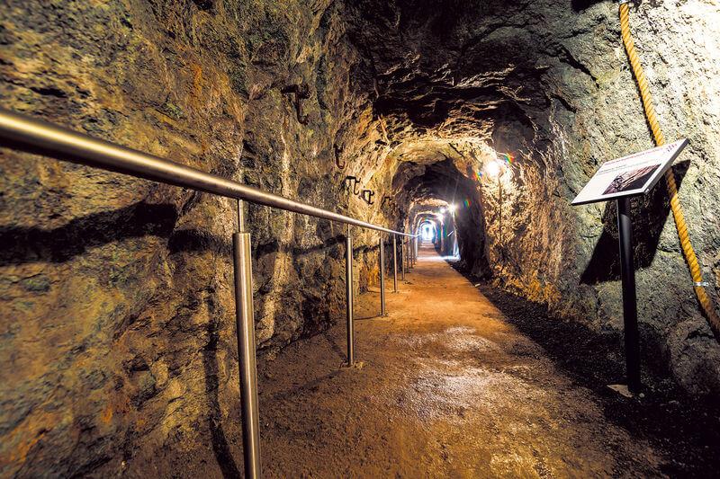 Kopermijn bij Fischbach