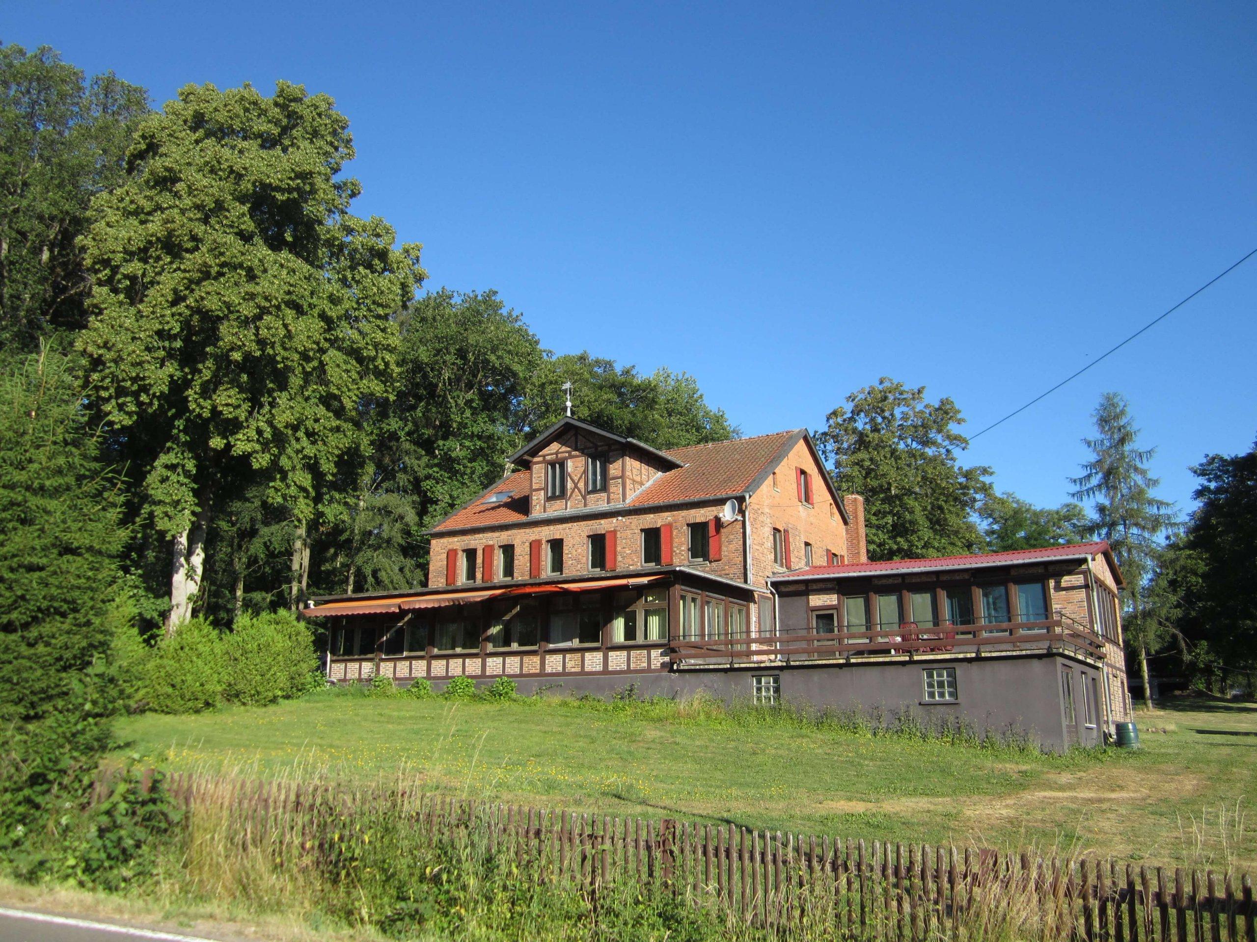 Actief in groot vakantiehuis Waldfriede