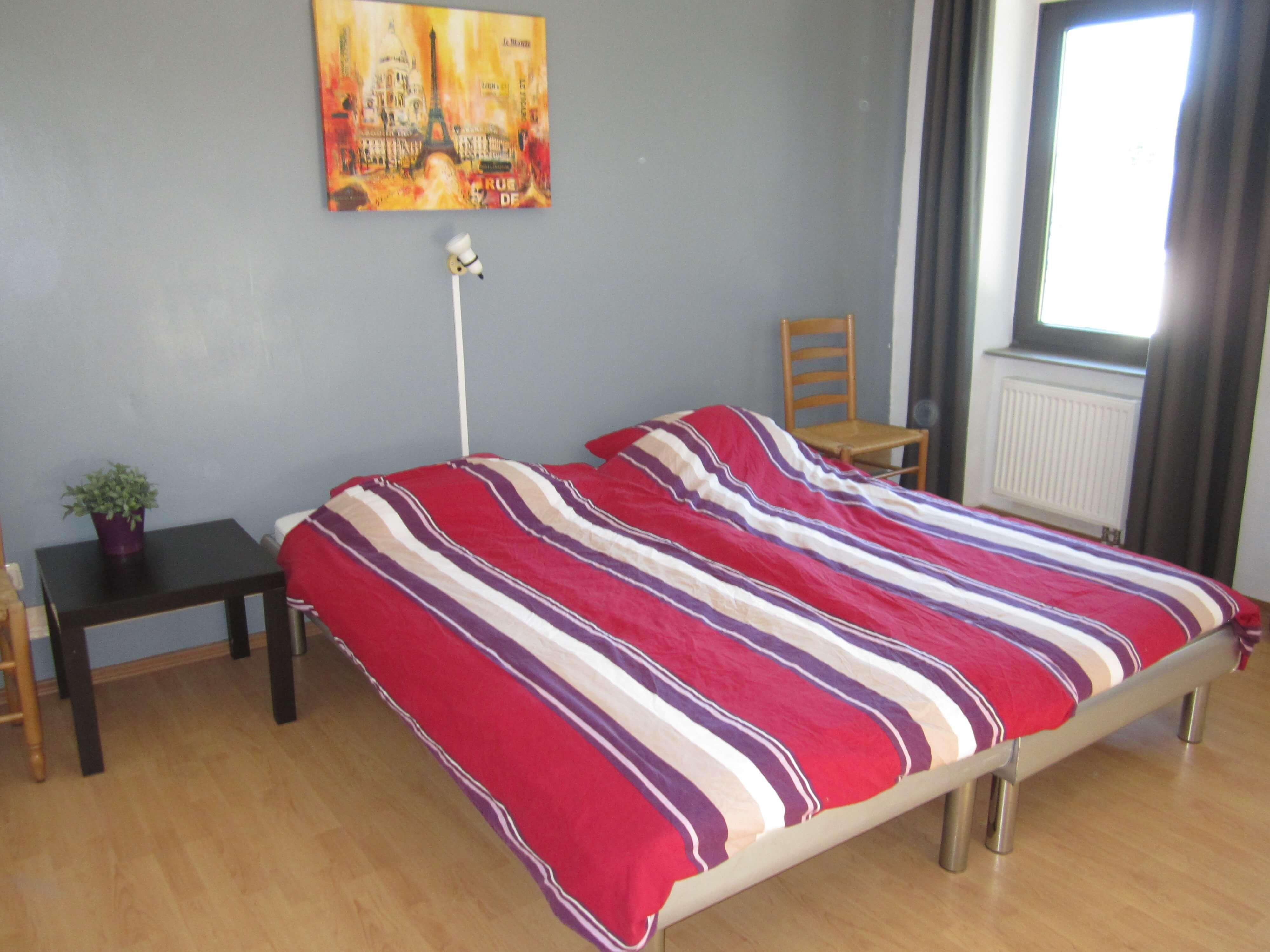Slaapkamer Waldfriede seesbach voorkant