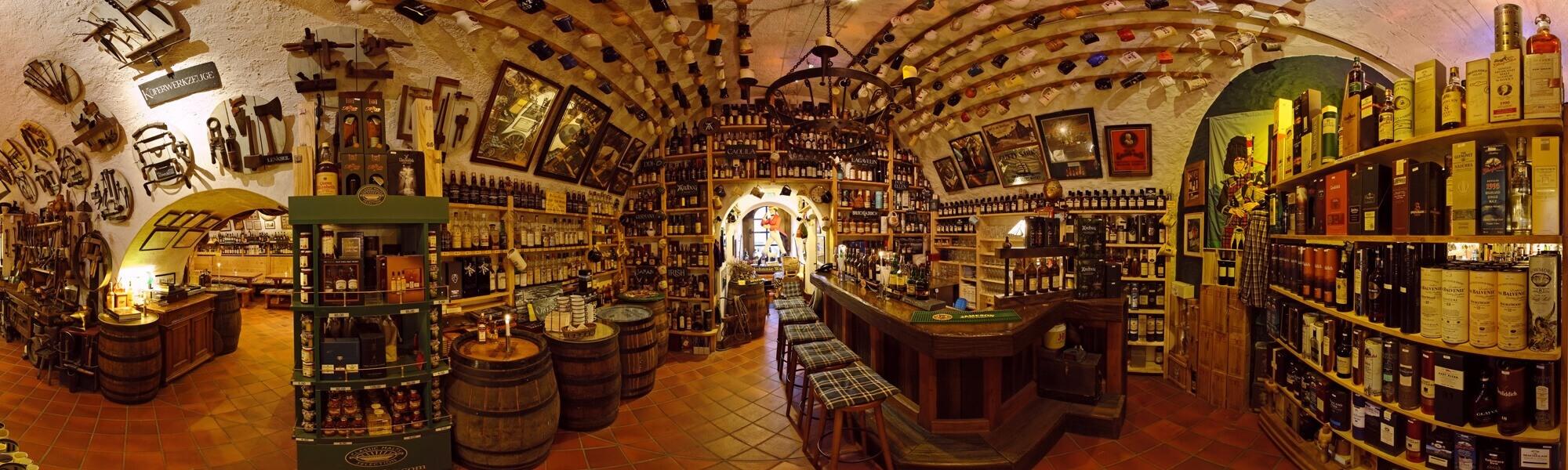 Whisky museum & proeverij Kyrburg