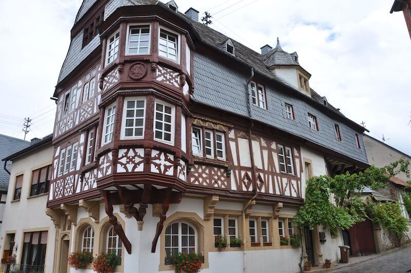Historische Wijnplaats Monzíngen