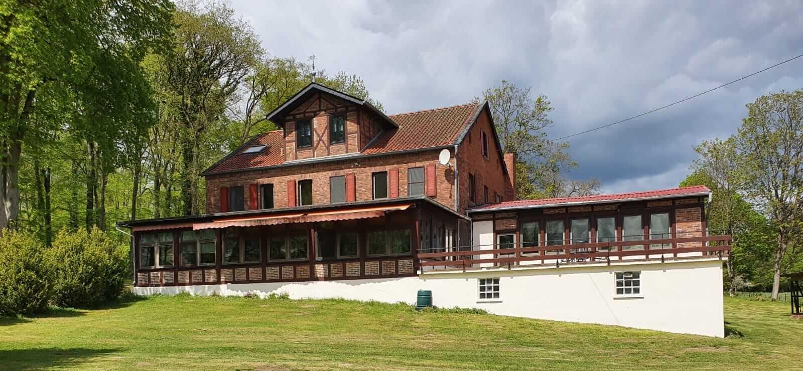 Groot vakantiehuis Waldfriede| Groot-vakantiehuis.com
